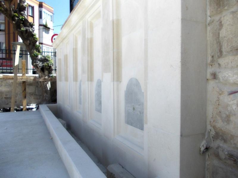 Tarihi Camii Çeşme İmalat ve Montajı (Aliağa - İzmir)